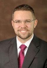 Benjamin Anderson, CEO of Kearny County Hospital