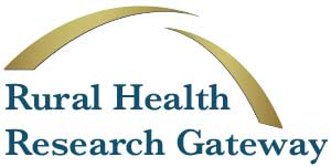 Rural Health Research Gateway logo