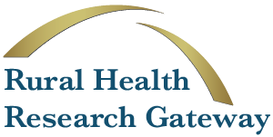 Rural Health Research Gateway logo