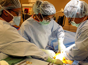 University of North Dakota School of Medicine and Health Sciences Department of Surgery offers rural surgery training.