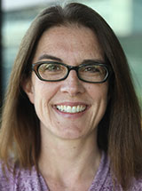 Kate Meyers, senior program officer for California Health Care Foundation.