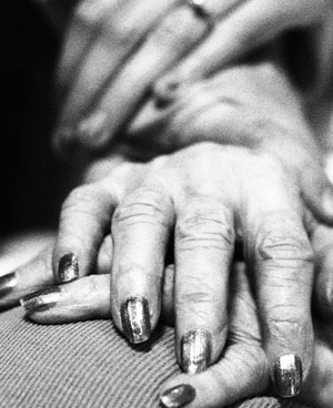 image of older adult's hands