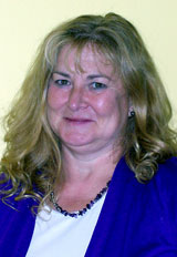Sandy Kuhlman, Executive Director for Hospice Services, Inc. & Palliative Care of Northwest Kansas.