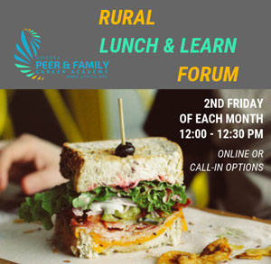 Rural Lunch and Learn Forum advertisement