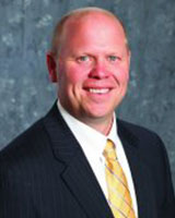 Michael O'Keefe, CEO, Redfield Community Hospital, Redfield, SD.