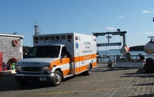 St. George ambulance