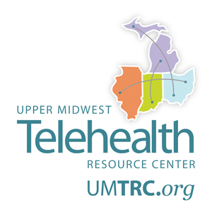 Upper Midwest Telehealth Resource Center logo