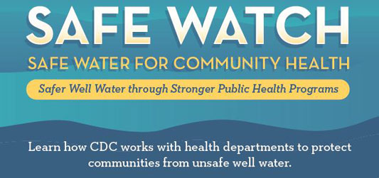 CDC Safe WATCH logo