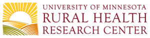 University of Minnesota Rural Health Research Center logo