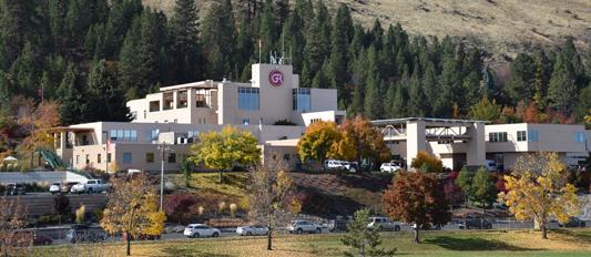 Grande Ronde Hospital, La Grande, Oregon.
