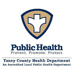 Taney County Health Department logo
