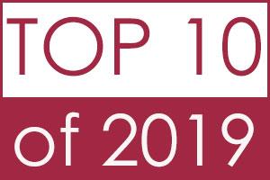 Top 10 of 2019