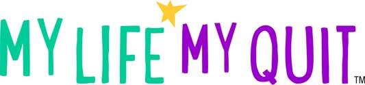 My Life, My Quit logo