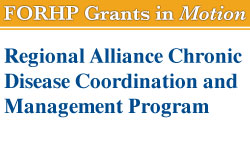 Regional Alliance Chronic Disease Coordination and Management Program