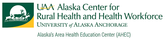 UAA Alaska Center for Rural Health and Healthcare Workforce AHEC logo