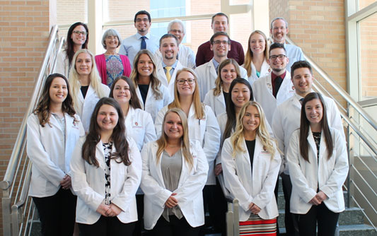 First Rural Pharmacy Practice cohort