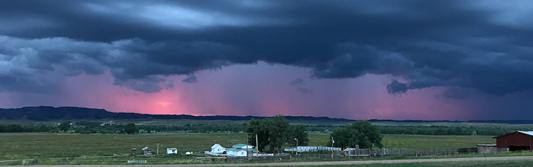rural Montana landscape