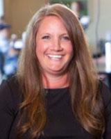 Alicia Bauman, Community Health Director at Lakewood Health Systems