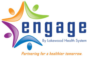 Lakewood Engage logo