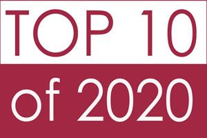 Top 10 of 2020