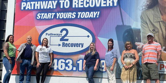 Pathways to Recovery team.