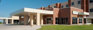 Newman Memorial Hospital, Shattuck, Oklahoma.