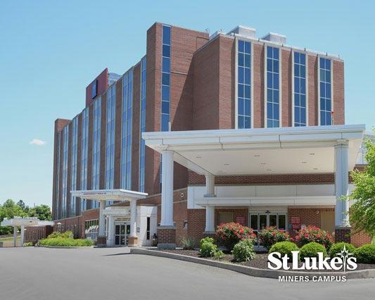 St. Lukes Miners Hospital