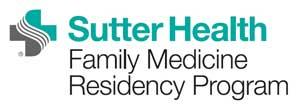 Sutter Health Family Medicine Residency Program logo