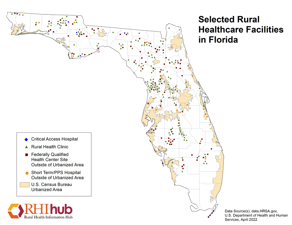 Florida Resources Rural Health Information Hub