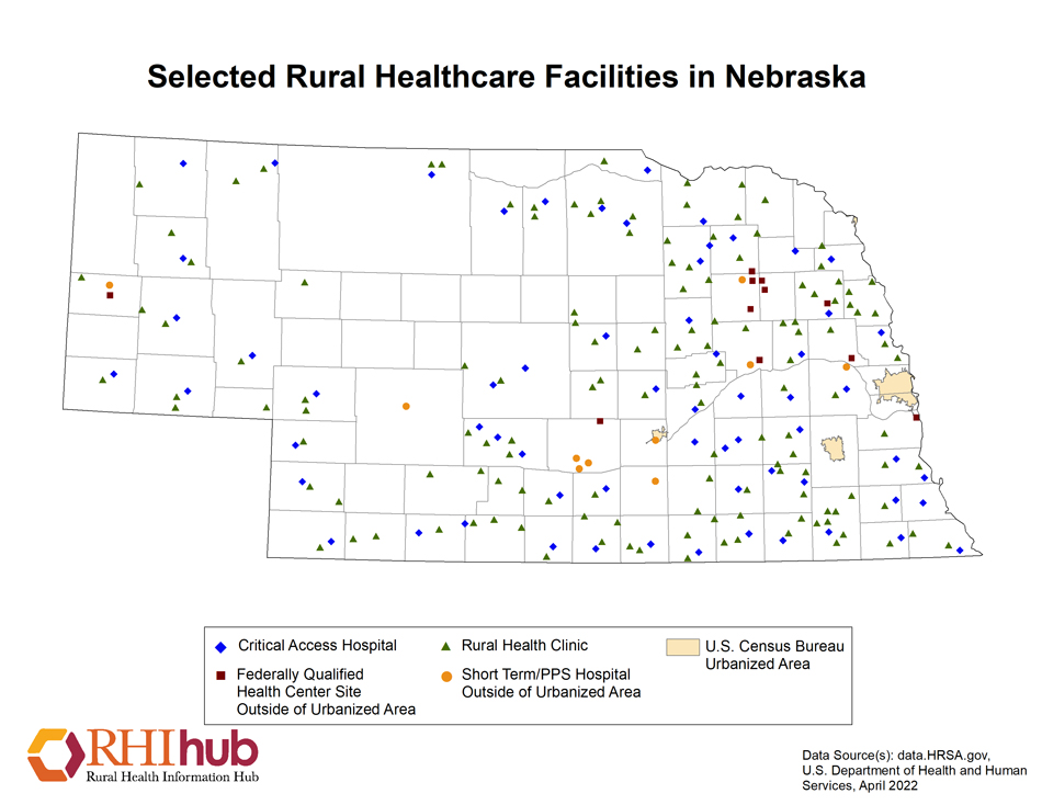 Rural health for Nebraska Introduction - Rural Health Information Hub