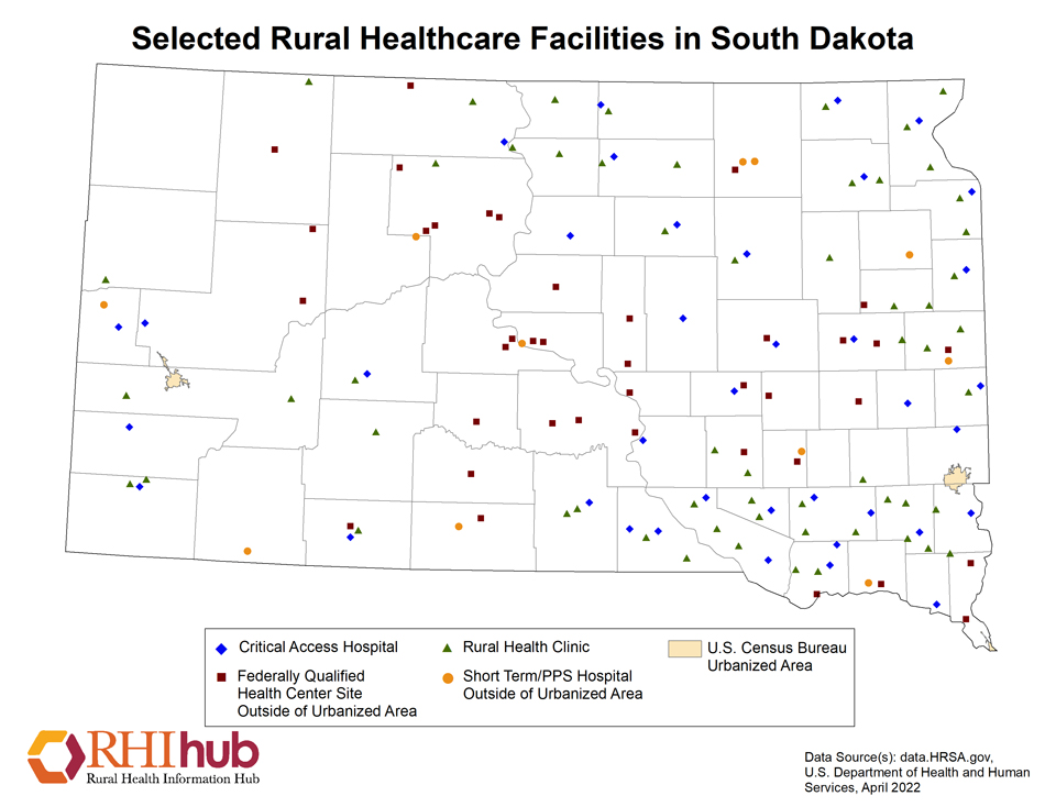 Rural health for South Dakota Introduction Rural Health