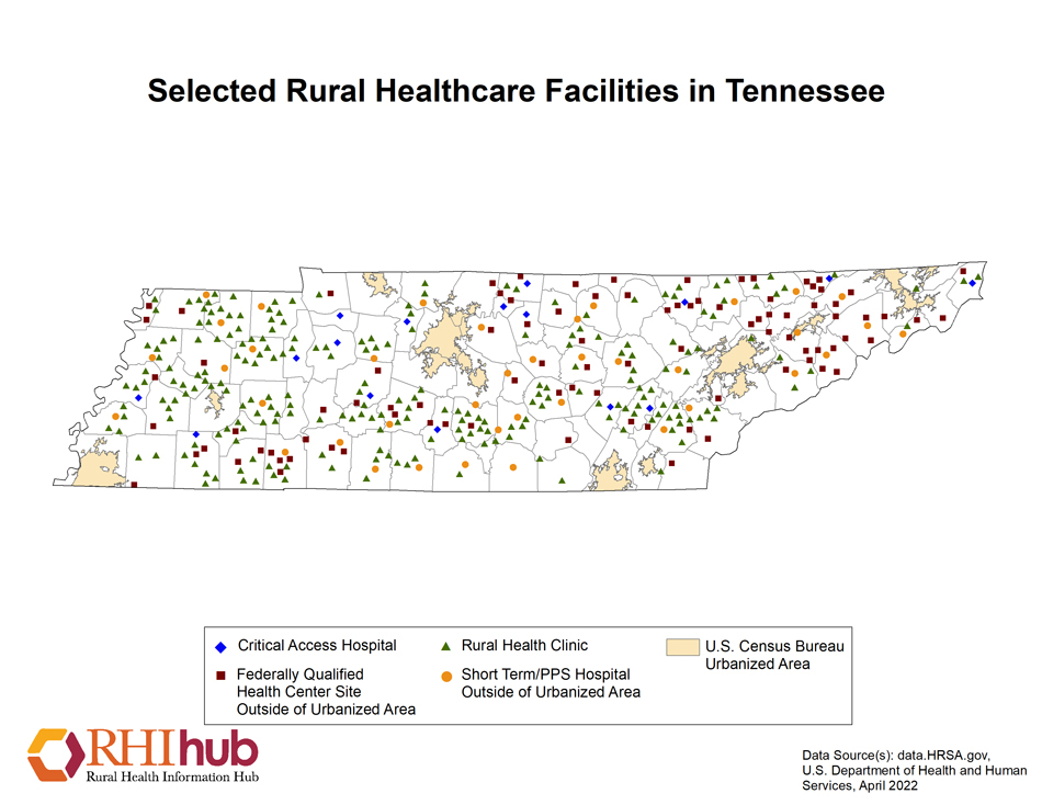 Rural health for Tennessee Introduction - Rural Health Information Hub