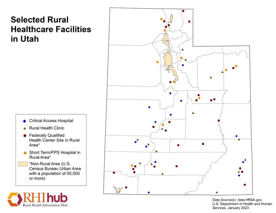 Utah Resources - Rural Health Information Hub