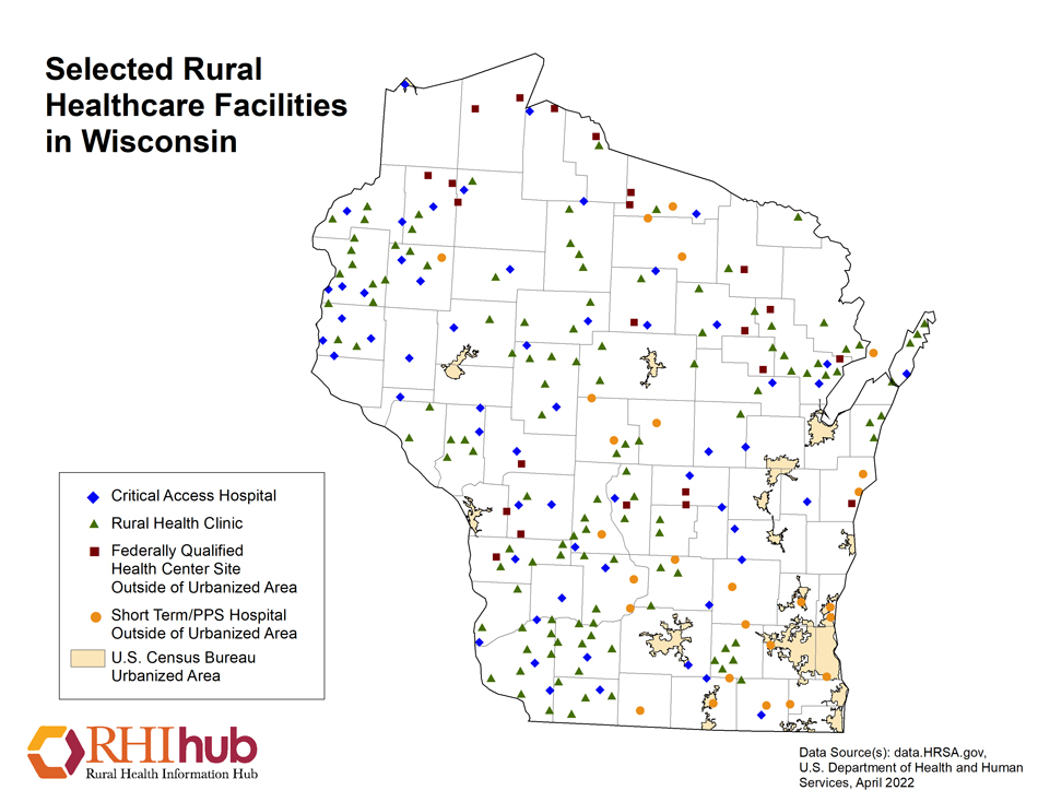Wisconsin Resources Rural Health Information Hub